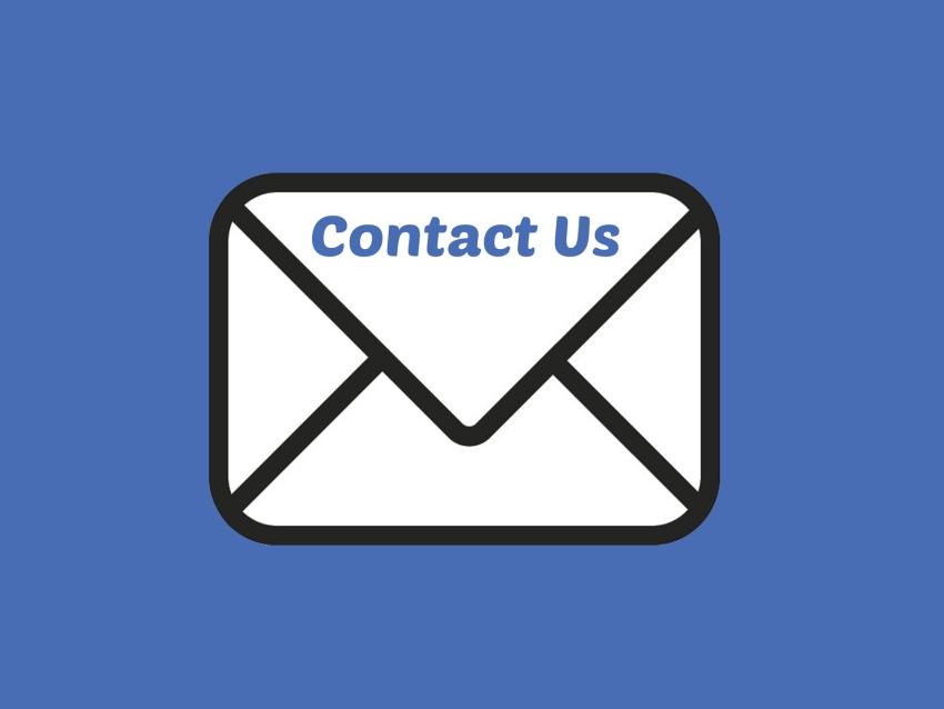 contact us tab