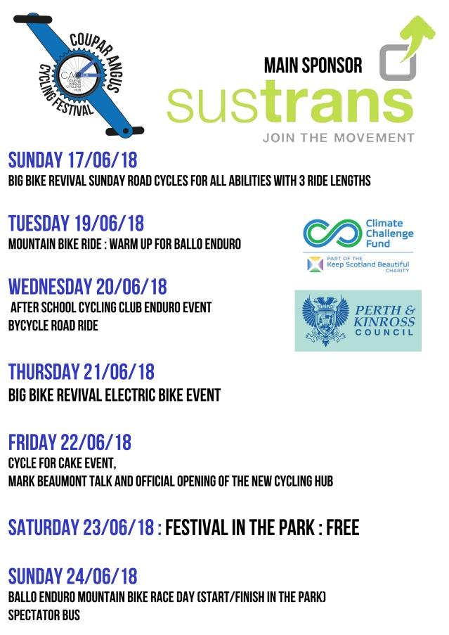 Festival Programme page 1